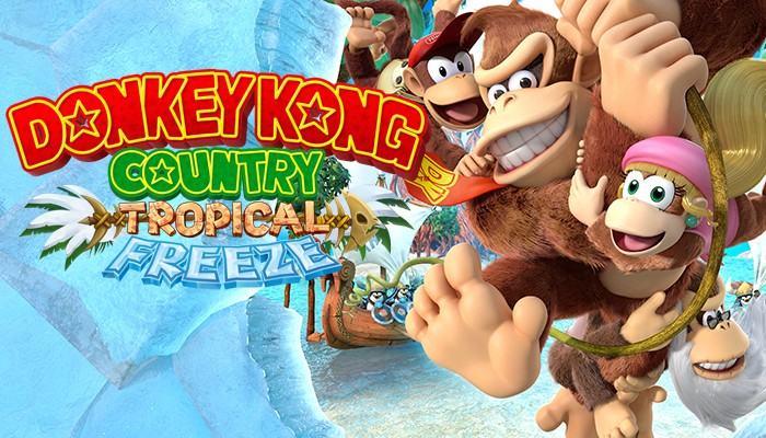 مراجعة Donkey Kong Country: Tropical Freeze