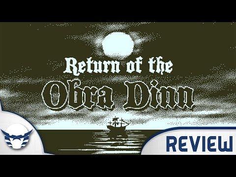 مراجعة Return of the Obra Dinn
