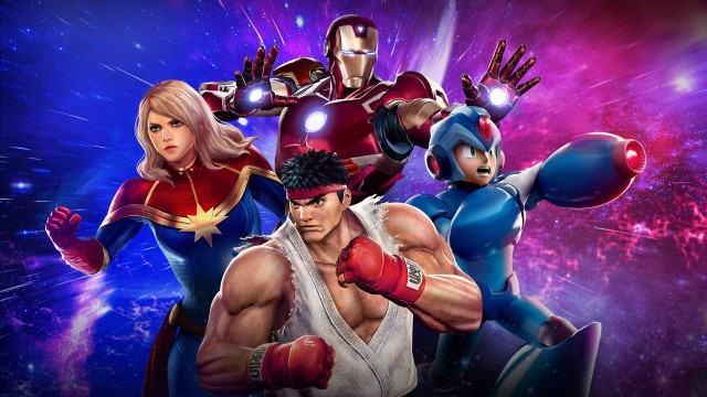مراجعة Marvel vs. Capcom: Infinite