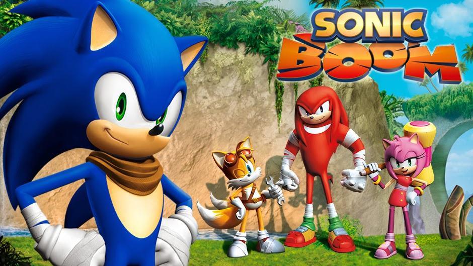 مراجعة Sonic Boom: Rise of Lyric