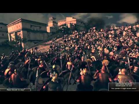 مراجعة Total War: Rome II