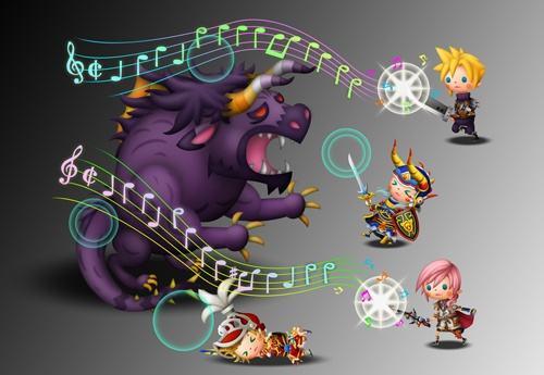 مراجعة Theatrhythm Final Fantasy