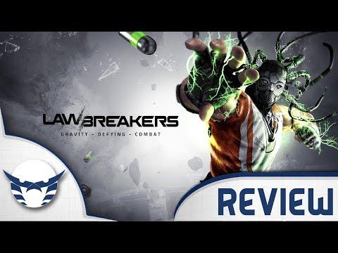 مراجعة Lawbreakers