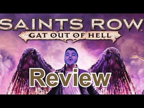 Saints Row: Gat Out of Hell مراجعة