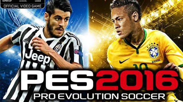 مراجعة Pro Evolution Soccer 2016