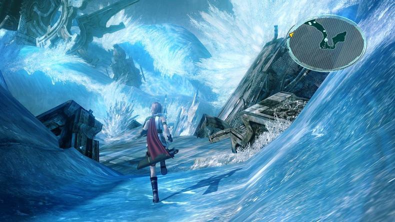 مراجعة Final Fantasy XIII