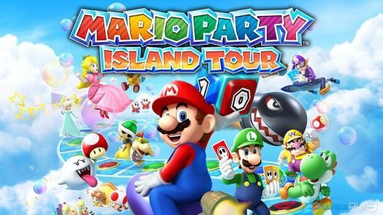 مراجعة Mario Party: Island Tour