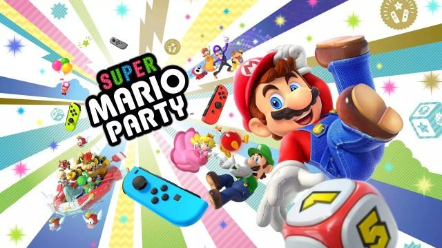 مراجعة Super Mario Party