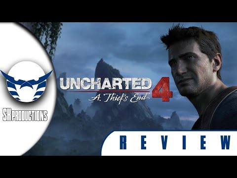 Uncharted 4 Review || مراجعة انشارتيد 4