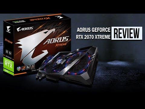 مراجعة AORUS GeForce RTX 2070 XTREME