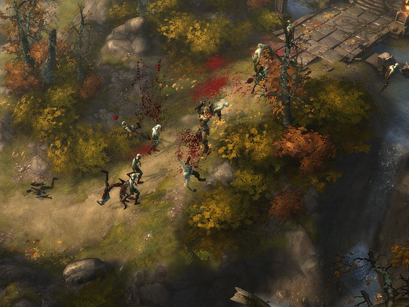 مراجعة Diablo III