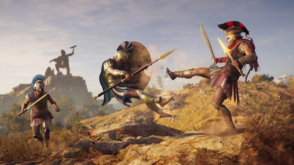 مراجعة لعبة Assassin's Creed Odyssey