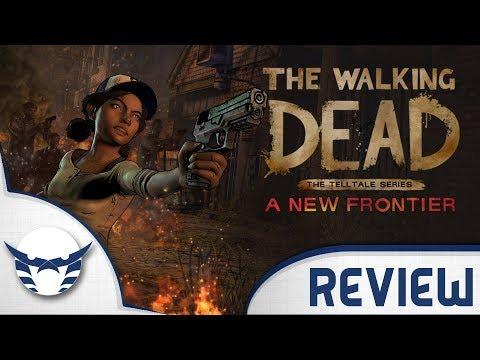 مراجعة The Walking Dead A New Frontier
