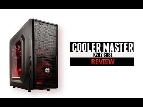 مراجعة الصندوق Cooler Master K282