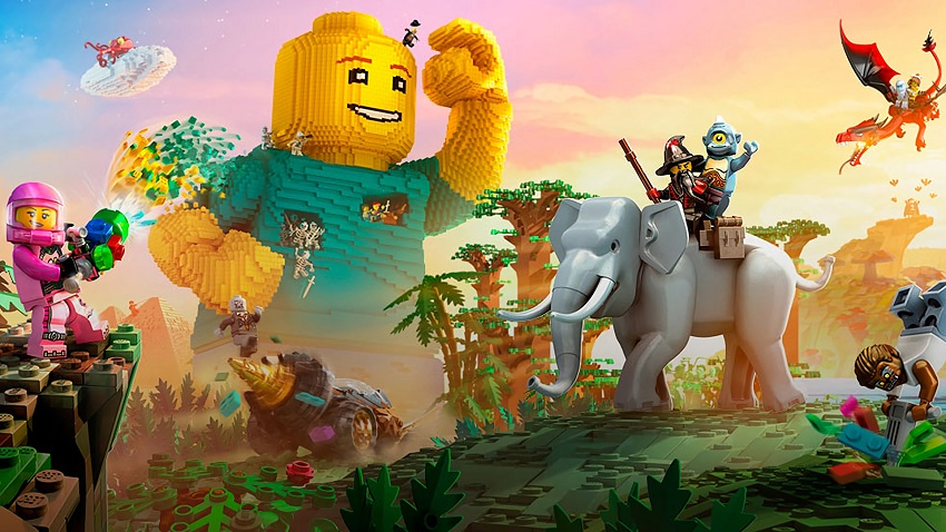 تقييم: LEGO Worlds
