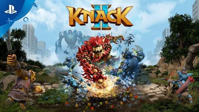 مراجعة Knack II