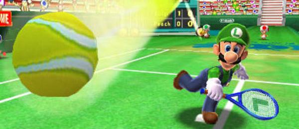 مراجعة: Mario Tennis Open
