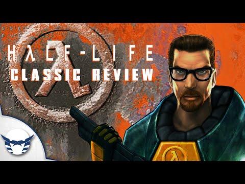 مراجعة كلاسيكية    Half Life 1