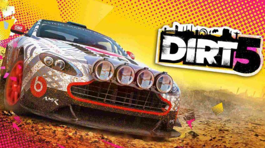 مراجعة لعبة Dirt 5