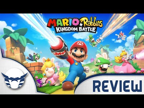 مراجعة Mario + Rabbids Kingdom Battle