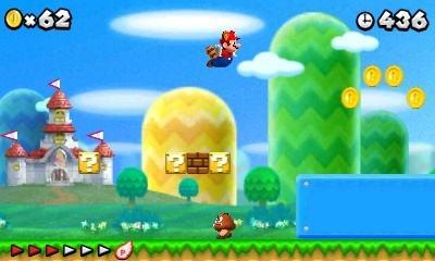مراجعة New Super Mario Bros. 2