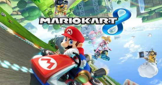 مراجعة Mario Kart 8