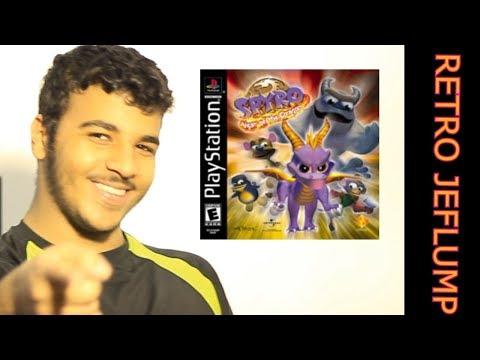 Spyro 3 Year of the Dragon تسفيل وتطبيل