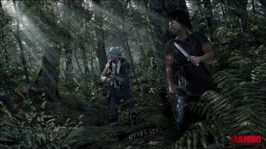مراجعة Rambo the video game