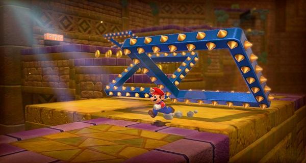 تقييم: Super Mario 3D World