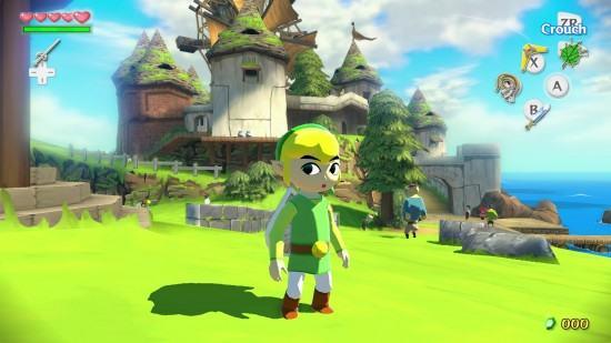 مراجعة The Legend of Zelda: The Wind Waker HD