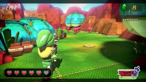 مراجعة Nintendo Land