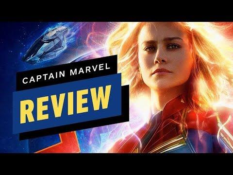 مراجعة Captain Marvel