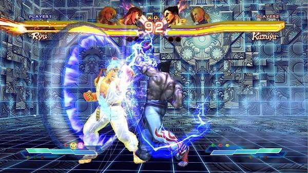 مراجعة Street Fighter X TEKKEN