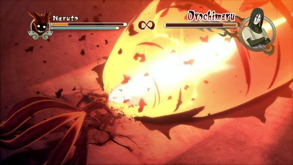 مراجعة Naruto: Ultimate Ninja Storm 2