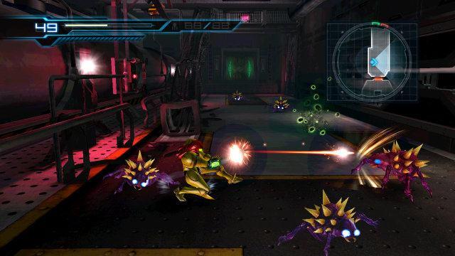 مراجعة Metroid: Other M