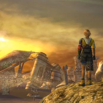 تقييم: Final Fantasy X HD Remaster