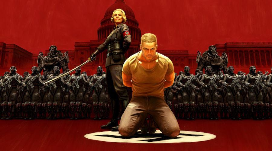 مراجعة Wolfenstein II: The New Colossus