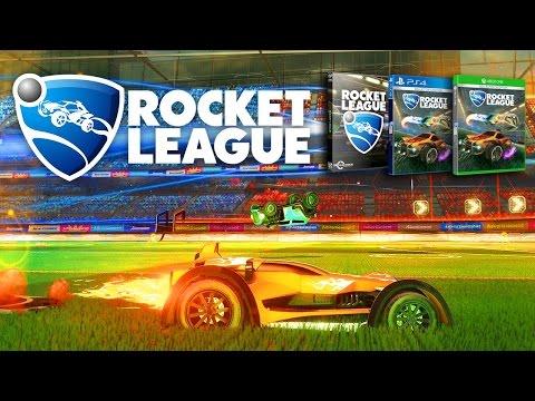 مراجعة و تقييم Rocket League Collector's Edition
