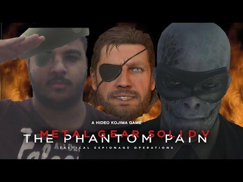Metal Gear Solid V The Phantom Pain مراجعة
