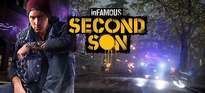 مراجعة Infamous Second Son
