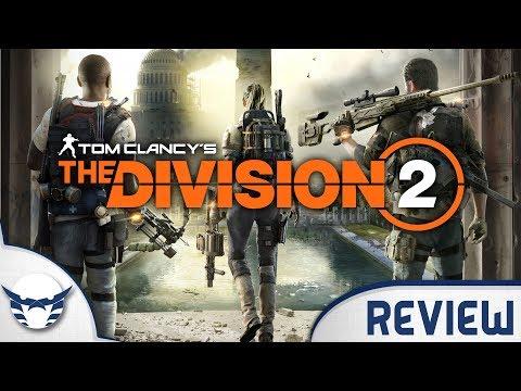 مراجعة The Division 2