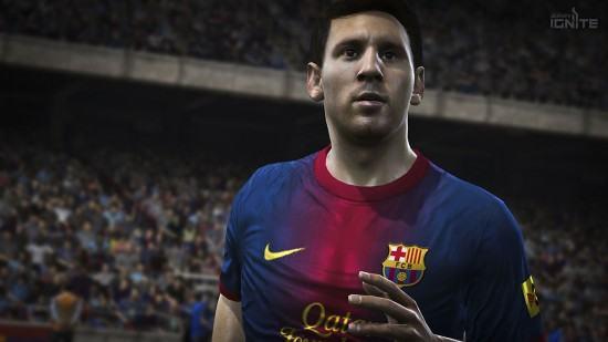 مراجعة FIFA 14 Next Gen