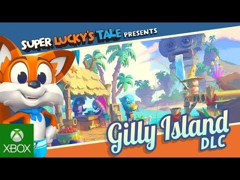 مراجعة إضافة Gilly Island من سوبر لاكي
