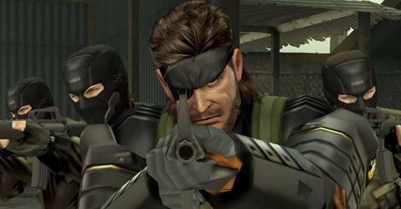 مراجعة Metal Gear Solid HD Collection