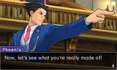 مراجعة Phoenix Wright: Ace Attorney – Dual Destinies