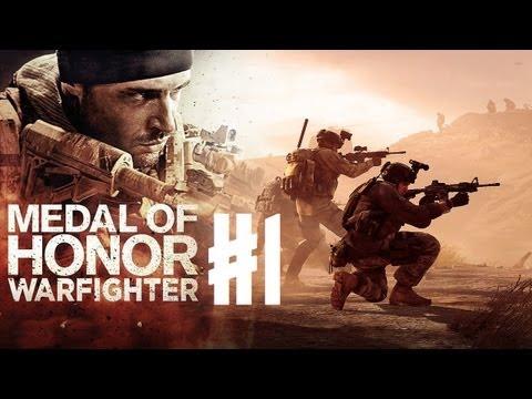 MoH Warfighter Let's Play #1 [ARABIC] |طور القصة: ميدل أوف أونر #1