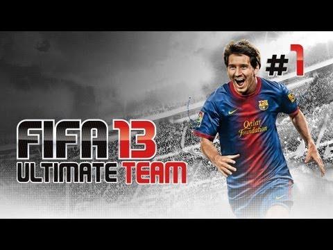 FIFA 13 UT #1 [ARABIC] | فيفا 13: ألتمت تيم #1