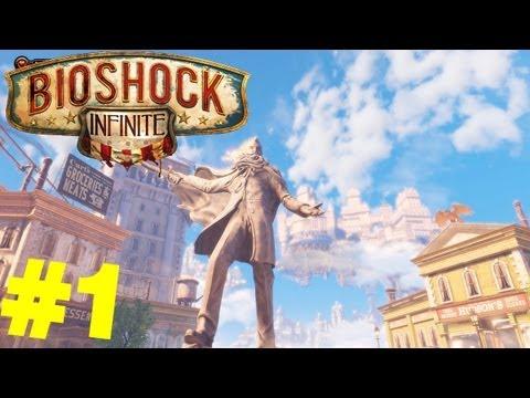 BioShock Infinite #1 [ARABIC] | بايوشوك إنفنت: الحلقة #1 وبدأ المشوار