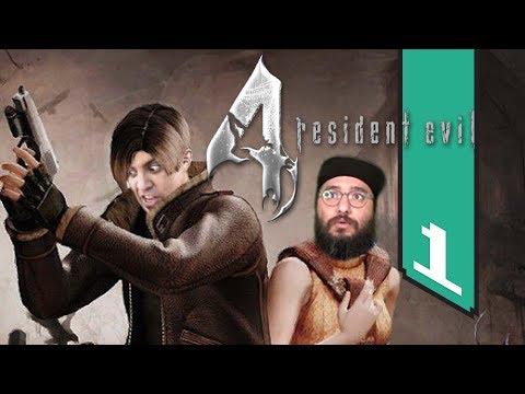 مسكة خط Resident Evil 4