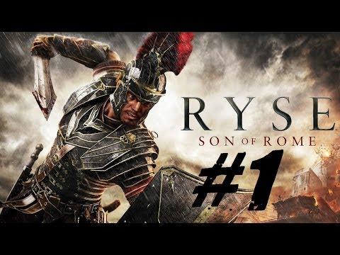 Ryse: Son of Rome #1 [ARABIC] | رايز: إبن روما الحلقة #1